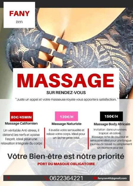 Massage divin